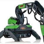 В Украине могут появиться компактные роботы для сноса и демонтажа зданий. Видео