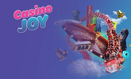 Онлайн-казино casinoJoy – особенности для игроков