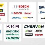Какие компании стоят за известными брендами электроинструментов