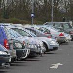 Киев продаст парковки почти на 1 тыс. машиномест