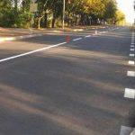 В Запорожье капитально отремонтировали дорогу в аэропорт
