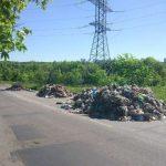 Харьковские дороги строят из мусора