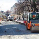 В Киеве ремонтируют улицу XV века