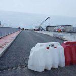 Два путепровода на Богатырской отремонтируют к лету