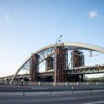 К асфальтированию Подольского моста приступят в мае