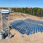 Прорыв в энергетике: «солнечная печь» достигла четверти температуры поверхности Солнца. Видео