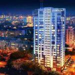 Суд разрешил ввести в эксплуатацию небоскреб в историческом центре Киева