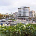 Гостиницу в центре Киева продадут за 250 млн. грн.