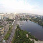 На Днепровской набережной обустроят спортивные площадки