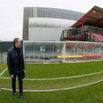Под Киевом построят европейскую футбольную базу