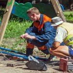 В Запорожье отремонтируют детские площадки