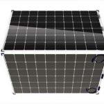 Изобретены двухсторонние солнечные панели