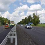 Ремонт дороги в Черкасской области отдали компании с плохим асфальтобетоном