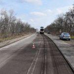 На ремонт запорожской дороги дали 629 млн. грн.