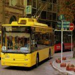 В Киеве расширят троллейбусную сеть