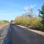 Закарпатскую дорогу ремонтировала фирма из двух человек