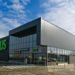 Под Киевом открыли супермаркет