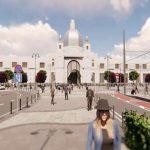 Строительство ресторана на Дворцовой площади во Львове остановить не удалось
