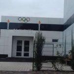 В Одессе некачественно отремонтировали спортшколу