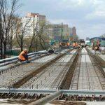 Борщаговский путепровод откроют к осени