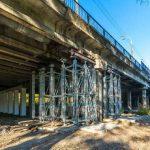 Борщаговский путепровод отремонтируют до конца года