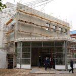 Глава Минрегиона проинспектировал строительство в Виннице