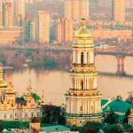 Киев – красивейший памятник мировой архитектуры. Видео