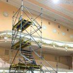Во время карантина театр оперетты занялся ремонтом