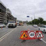 На Лыбидской площади повысили безопасность движения