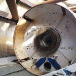 Начался последний этап подготовки тоннелепроходческого щита