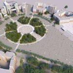 Харьков подписал новый договор на ремонт сквера на площади Свободы