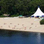 На Трухановом острове обустроят пляж