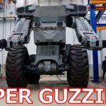 Для сноса зданий в Японии создан робот «Супер-Годзилла». Видео
