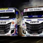 IVECO официально представила гоночный грузовик для нового сезона. ФОТО