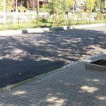 Запорожье с третьего раза проведет ремонт тротуаров на проспекте