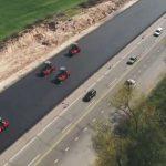 Белорусы сэкономили Чернигову 21 млн. грн. на ремонте дороги