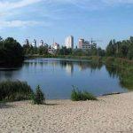 На озере Буревестник поставят рыболовные мосты