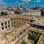 ФГИУ не хочет ремонтировать Гостиный двор