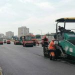 В Киеве выполнили половину из намеченных средних ремонтов дорог