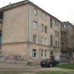 В военном городке Запорожья починят дом