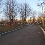 Харьковский парк захотели ремонтировать только киевляне