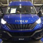 В Украине состоялась презентация нового автомобиля IVECO Daily. Фото