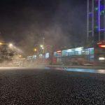 Ремонт проспекта Гузара завершат ночью