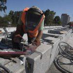 Ремонт Борщаговского путепровода завершат к осени