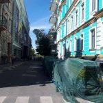 В Десятинный переулок запретили заезжать