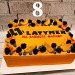 Украинскому производителю – компании Latymer — исполнилось 8 лет