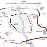 В Киеве началось проектирование ремонта участка Большой Окружной