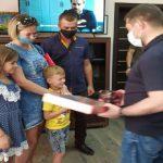 В Северодонецке по кредиту выдали четырехкомнатную квартиру