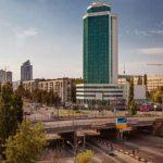 В Киеве отремонтируют старый путепровод