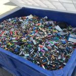 Киев построит комплекс по переработке батареек